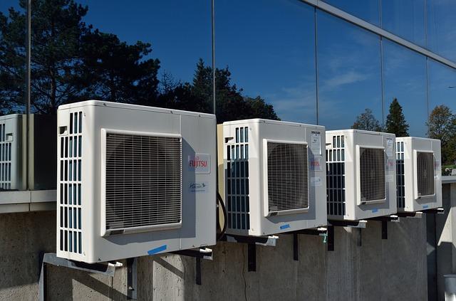 como funciona aire acondicionado
