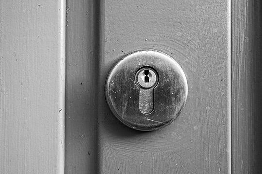 decorar puerta y cerradura