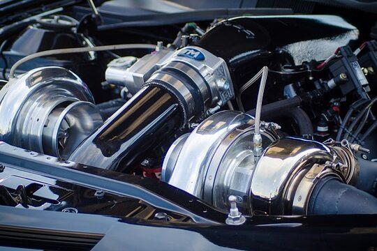 turbos reconstruidos